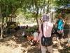 フリーレンジの養鶏場を見学 オアフ島ファームツアー